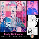 Emily Dickinson Collaboration Poster | Fun Women's History
