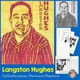 Langston Hughes Collaboration Poster
