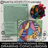 Reading Comprehension Passages and Questions [Vol 3]  w/ Leprechauns passage