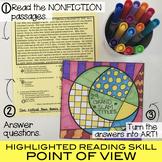 Nonfiction Reading Comp Passages and Questions [Vol. 4]  (w/ pumpkins passages)