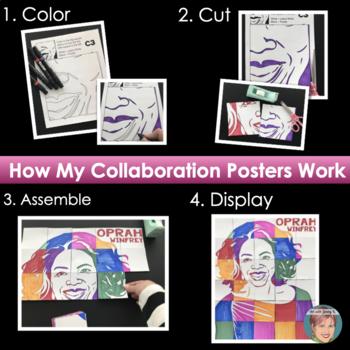 Oprah Winfrey Collaboration Poster