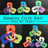 Celtic Knots Paper Art [Volume 2] - Shamrocks  | Fun St Pa