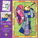 """""""Stained Glass"""" ANGEL Collaboration Poster 