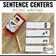 Picnic Sentence Builders