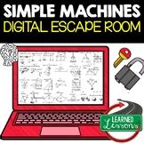 Simple Machines Digital Escape Room, Simple Machines Breakout Room