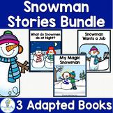Snowman Stories Adapted Book Bundle