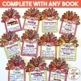Thanksgiving Book Project for ANY Book