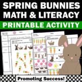 Spring Worksheets Kindergarten Easter Activities