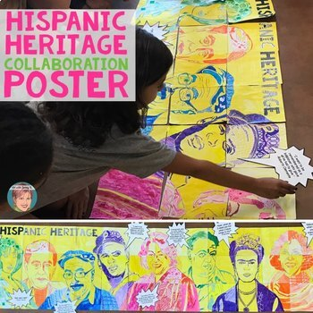 """Hispanic Heritage Month Activity 