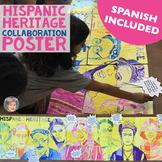Hispanic Heritage Month | Famous Faces™ Collaboration Poster | Cinco de Mayo