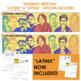 Hispanic Heritage Month Activity | Famous Faces® Collaboration Poster