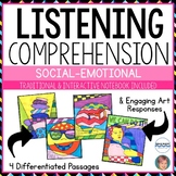 NONFICTION Listening Comprehension Passages [Vol. 3: Social-Emotional]