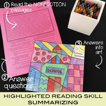 Differentiated Nonfiction Reading Comprehension Passages and Questions [Vol 1]
