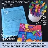 Nonfiction Reading Comp Passages and Questions [Vol 2] (w/ September 11 passage)