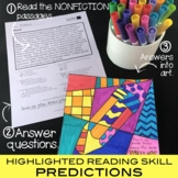 12 Differentiated Reading Comprehension Passages [v2] Sequencing Skill Included!