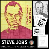 STEVE JOBS Collaboration Poster