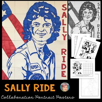 Sally Ride Collaboration Poster