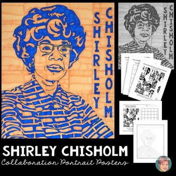 Shirley Chisholm Collaboration Poster