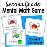 Second Grade Math Number Sense Game