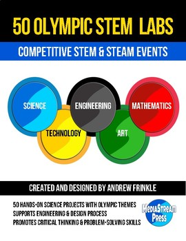 50 Olympics STEM Labs - Competitive STEM/STEAM Events Winter and Summer