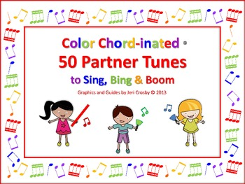 50 Partner Tunes to Sing, Bing & Boom