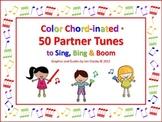 50 Partner Tunes to Sing, Bing & Boom
