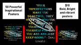 50 Positive, Motivational Posters