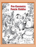 50 Pre-Geometry Puzzle Riddles