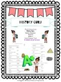 50 Question 6th Grade World History Final Exam