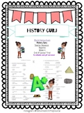 50 Question 6th Grade World History Final Exam {History Guru}