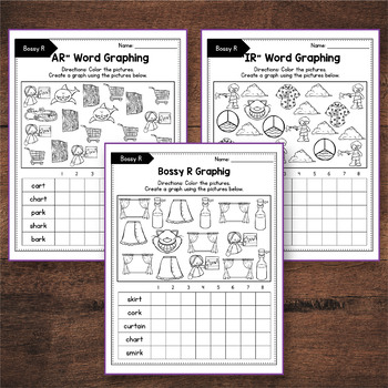 R Controlled Worksheets, R Controlled Vowels Games