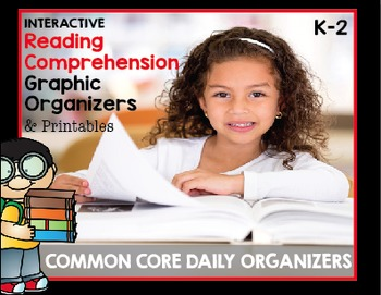 Common Core Graphic Organizers K-2 (and foldables)