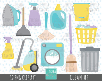 50% SALE CLEANING clipart,  clean up graphics