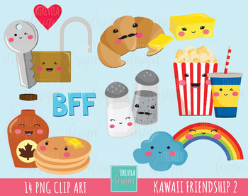 LOVE CLIPART, FRIENDS CLIPART (VALENTINES DAY CLIPART)