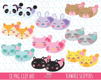 50% SALE SLIPPERS clipart, animals slippers, cute slippers