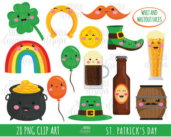 50 sale st patrick s day clipart kawaii clipart irish clipart rh teacherspayteachers com irish clipart black and white irish clip art archives