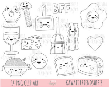 50% SALE valentine's day clipart, perfect match stamp, friends images, cute