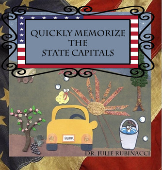 BETA: 50 STATE CAPITALS (film, flashcards, etc): NEED FEEDBACK!