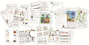 Worksheets - 50 Season-themed, Early Finisher Activities!