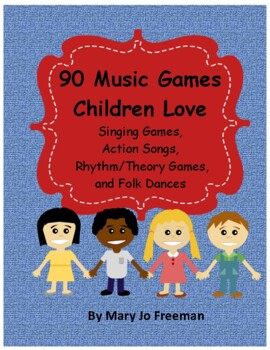 Movement in the Classroom: 72 Singing Games, Action Songs,