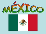 50 Slide Mexico Power Point Presentation (in Spanish)