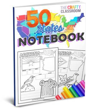 50 State Activity Pages