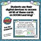 State Capitals Task Cards PLUS Digital Task Cards via Boom Learning™Boom Cards