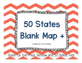 50 States - Map Collection + 3 Map Styles - Great for Test