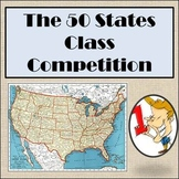 50 States Class Game - Do Your Students Know Their States?