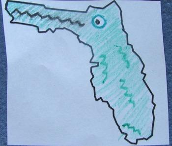 50 States--Creative Thinking Fun!