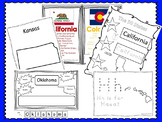 50 States Curriculum Download. Preschool-5th Grade. Worksheets and Activities