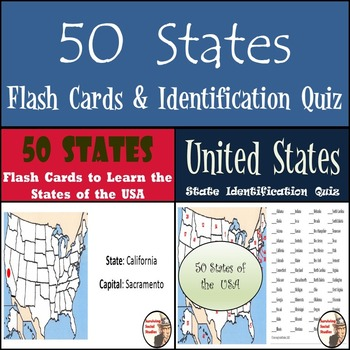 on 50 states quiz for kids