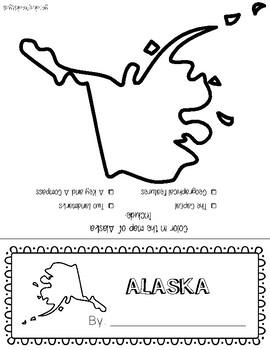 50 States Flip book