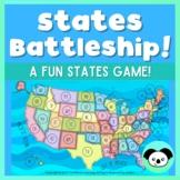 50 States Battleship Game
